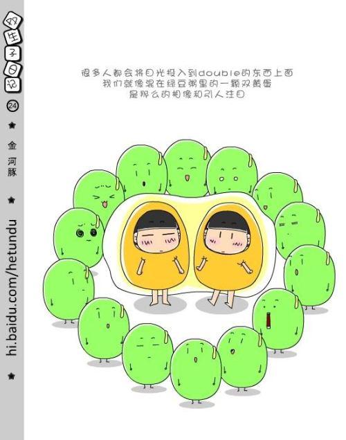 双生子日记 第二弹~p18-p31