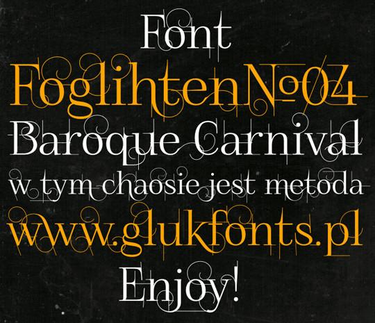 FoglihtenNo04 font<br /> http://www.fontspace.com/gluk/foglihtenno04