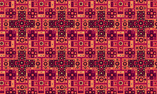 Retro Grunge Maze Patterns<br /> http://www.colourlovers.com/pattern/1922718/Spiritual_journey