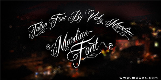 Mardian Demo font<br /> http://www.fontspace.com/m%C3%A5ns-greb%C3%A4ck/mardian-demo
