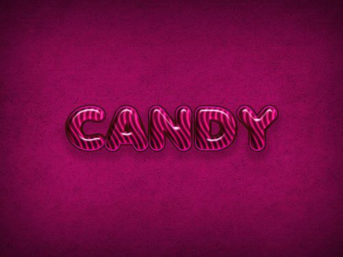 Create a Candy Flavored Text Effect in Photoshop<br /> http://psd.tutsplus.com/tutorials/text-effects-tutorials/candy-cane-text-effect/