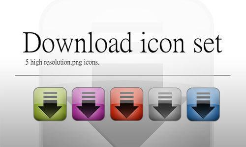 下载图标<br /> http://johnamann.deviantart.com/art/Download-Icons-157175447