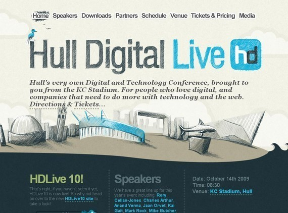 Hull Digital Live<br /> http://www.hdlive09.co.uk/