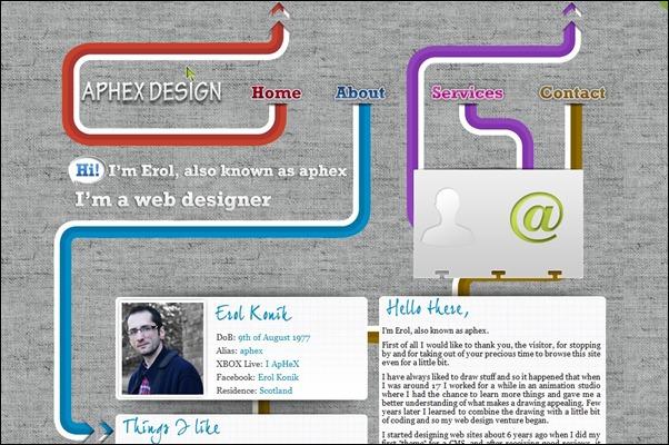 Aphex Design<br /> http://www.aphexdesign.com/#about