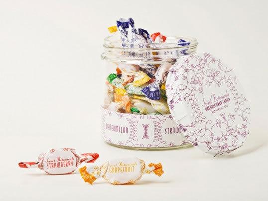 甜植物药<br /> http://lovelypackage.com/sweet-botanicals/