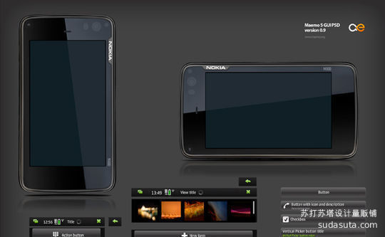 All Elements of Maemo 5 GUI in PSD<br /> http://mobile-developer.ru/maemo/vse-elementy-maemo-5-gui-v-psd/
