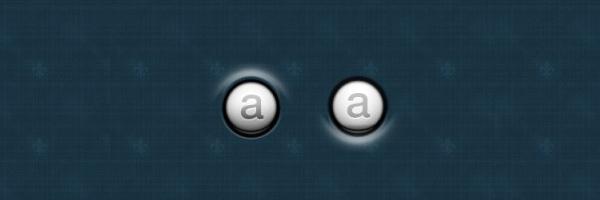 a Button PSD<br /> http://www.freebiepixels.com/resources/abutton/