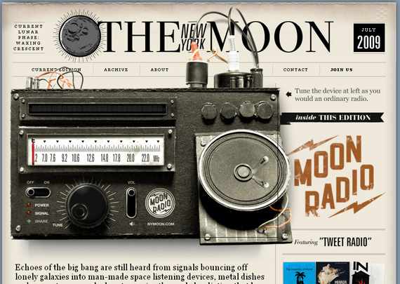 NY Moon Radio<br /> http://radio.nymoon.com/