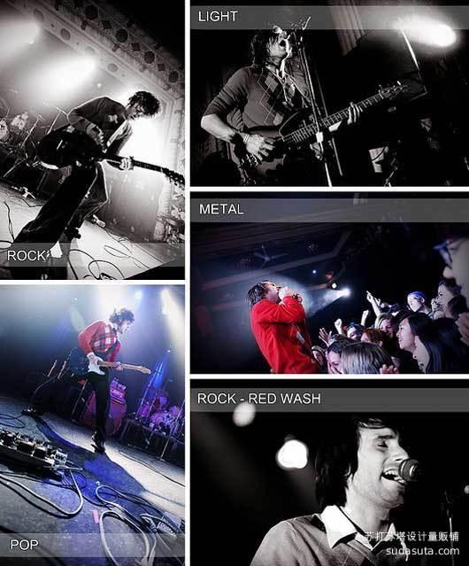 红墙照片Photoshop动作<br /> http://www.flickr.com/photos/redwallphotography/3166741985/