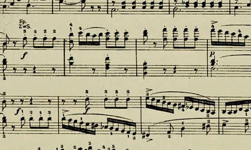 复古纹理III:音乐<br /> 可以下载1370×1831像素。<br /> http://mgb-stock.deviantart.com/art/Vintage-Texture-III-Music-70985820
