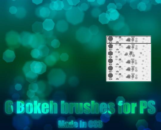 背景虚化的画笔<br /> http://lucieg-stock.deviantart.com/art/Bokeh-Brushes-163088553