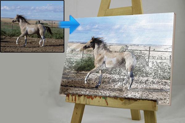 把照片制作成油画 http://www.photoshopstar.com/photo-effects/turning-photos-oil-paintings/