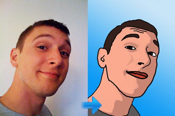 用Photoshop卡通自己<br /><br /> http://jmart130.com/xhtml_css/exercise%201/exer1_2.html<br /><br />