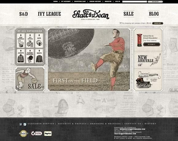 Stall & Dean<br /> http://www.stallanddean.com/