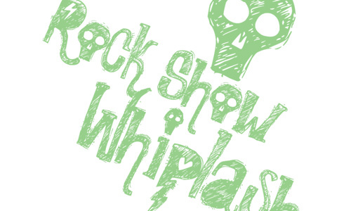 Rock Show Whiplash font<br /> By Last Soundtrack.<br /> http://www.fontspace.com/last-soundtrack/rock-show-whiplash