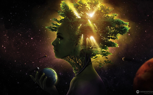 Gaia<br /> http://desktopography.net/exhibition/2012/gaia