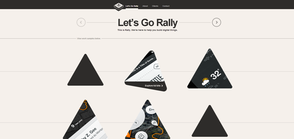 Rally Interactive<br /><br /> http://rallyinteractive.com/