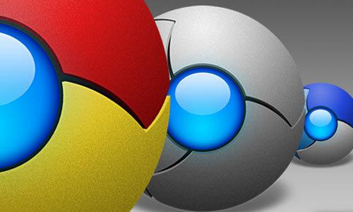 Google Chrome II<br /> http://gcl721.deviantart.com/art/Google-Chrome-II-152321884