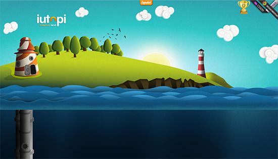 Iutopi – Creative Land<br /> http://www.iutopi.com/en/