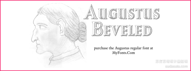 Augustus Beveled<br /><br /> http://www.fontspace.com/intellecta-design/augustus-beveled