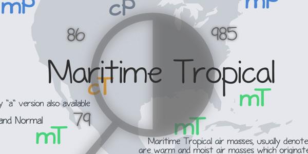 Maritime Tropical<br /> http://www.dafont.com/maritime-tropical.font