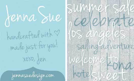 Jenna Sue<br /> http://www.dafont.com/jenna-sue.font