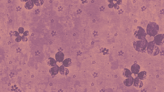 Seamless Grungy Heart And Flower Textures<br /> http://www.webtexture.net/photoshop-resources/patterns/8-seamless-grungy-heart-and-flower-textures/