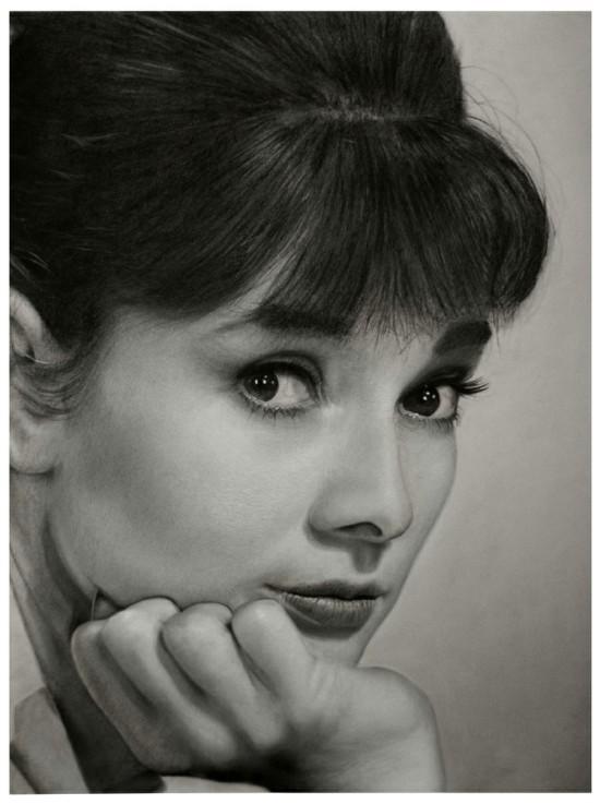 By MVVR<br /> http://mvvr.deviantart.com/art/Audrey-Hepburn-3-259813946