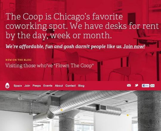 COOP<br /> http://coworkchicago.com/