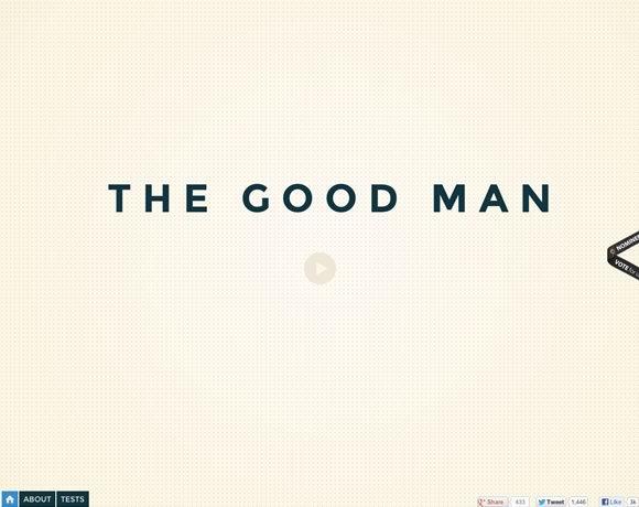 The Good Man<br /> http://thegoodman.cc/