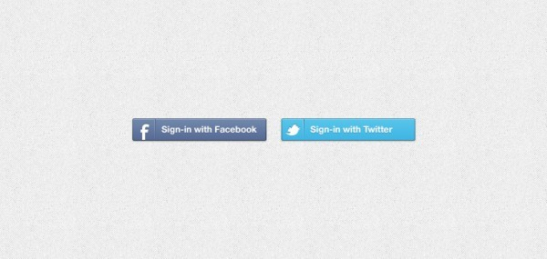 Facebook & Twitter Sign-in Buttons PSD<br /> http://www.premiumpixels.com/freebies/facebook-twitter-sign-in-buttons-psd