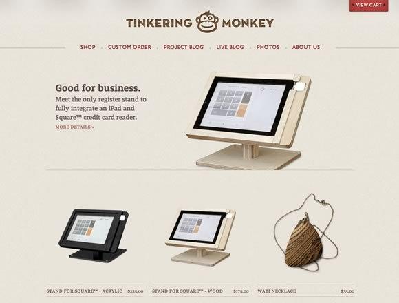 Tinkering Monkey<br /> http://tinkeringmonkey.com/