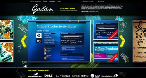 Galan<br /> http://www.galandesign.com/