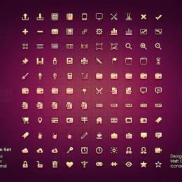 20套极简主义图标免费下载