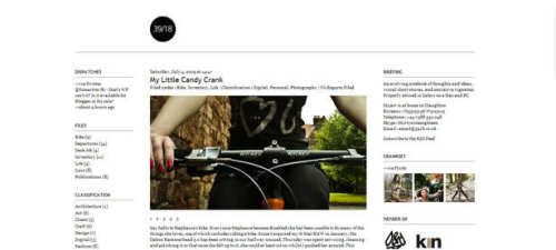 50个富有创造力的个人作品网站(3)