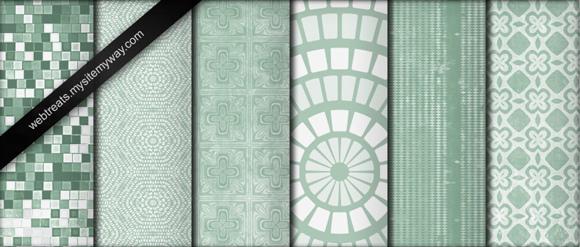 清凉的薄荷绿色垃圾模式<br /> http://webtreats.mysitemyway.com/22-cool-mint-green-tileable-grunge-patterns/