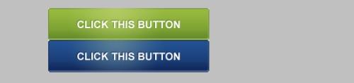 在photoshop中如何制作一个简洁干净的按钮