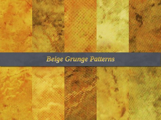 Beige Grunge Free Patterns<br /> http://webdesignerlab.com/resources/beige-grunge-free-patterns/