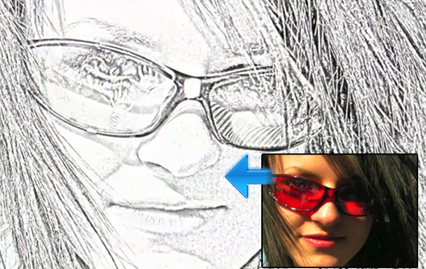 照片绘制的Photoshop教程 http://www.3tut.com/tutorials/photo-to-sketch-photoshop-tutorial.html