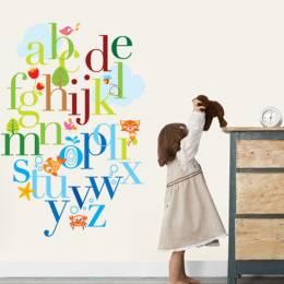 儿童房间墙面装饰欣赏