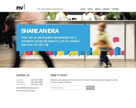 NV Interactive<br /> http://www.nvinteractive.co.nz/