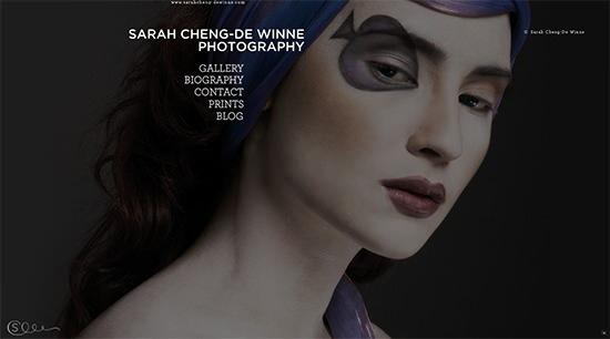 Sarah Cheng-De Winne<br /> http://www.sarahcheng-dewinne.com/