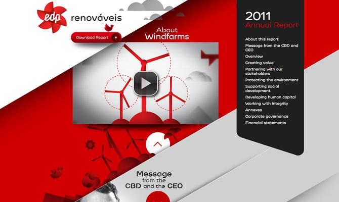 Edp Renovaveis 2011<br /> http://2011annualreport.edprenovaveis.pt/