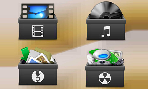 Box Stack Icons Set<br /> http://h0userche.deviantart.com/art/Box-Stack-Icons-Set-173049244