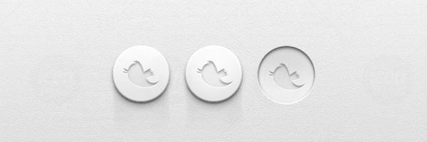 Twitter UI Button<br /> http://www.icondeposit.com/design:18