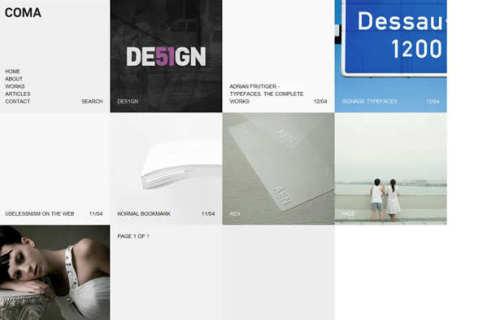 50个富有创造力的个人作品网站(2)