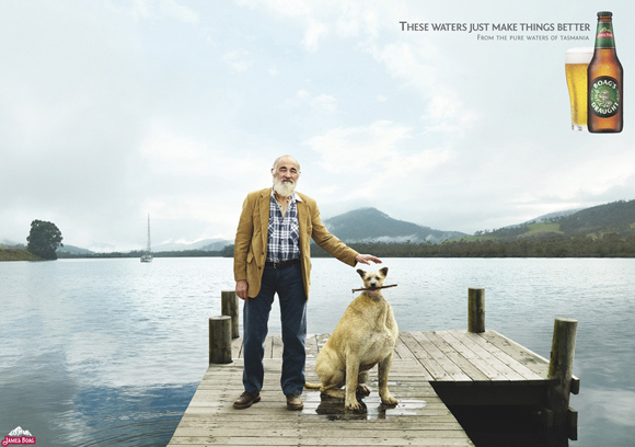 Boags Draught<br /> http://adsoftheworld.com/media/print/boags_draught_dog