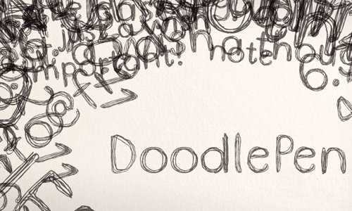 Doodle Pen Limited<br /> By Letters & Numbers.<br /> http://www.dafont.com/doodlepenlimited.font