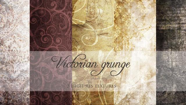 维多利亚垃圾纹理包(5纹理)<br /> http://freaky665.deviantart.com/art/Victorian-grunge-texture-pack-125784217