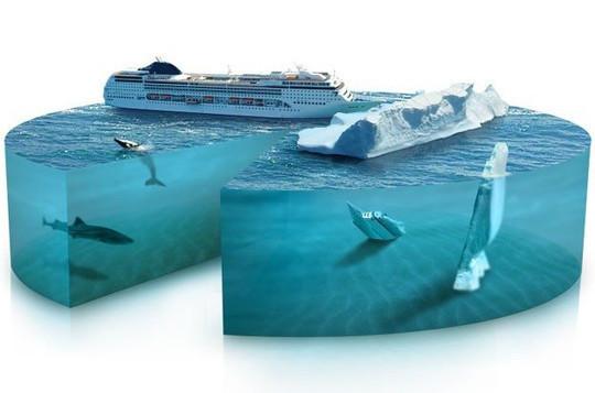 立体海洋饼图绘制<br /> http://photoshoptutorials.ws/photoshop-tutorials/photo-manipulation/piece-artic-pie-chart-photo-manipulation/